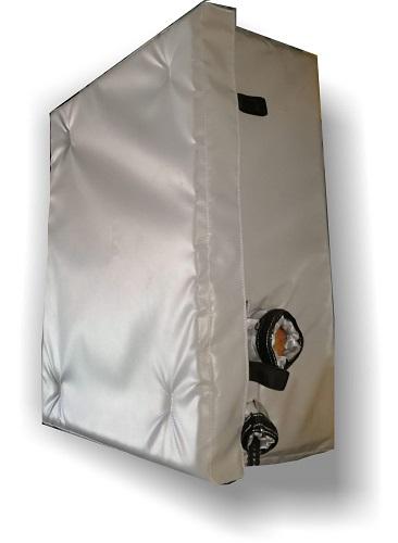Термочехол для эксгаустера с электроприводом