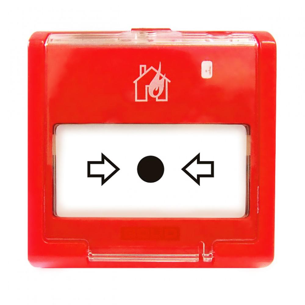 Извещатель пожарный ручной адресный