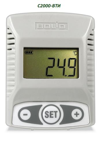 Термогигрометр адресный