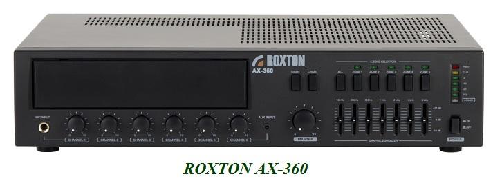 ROXTON AX-360