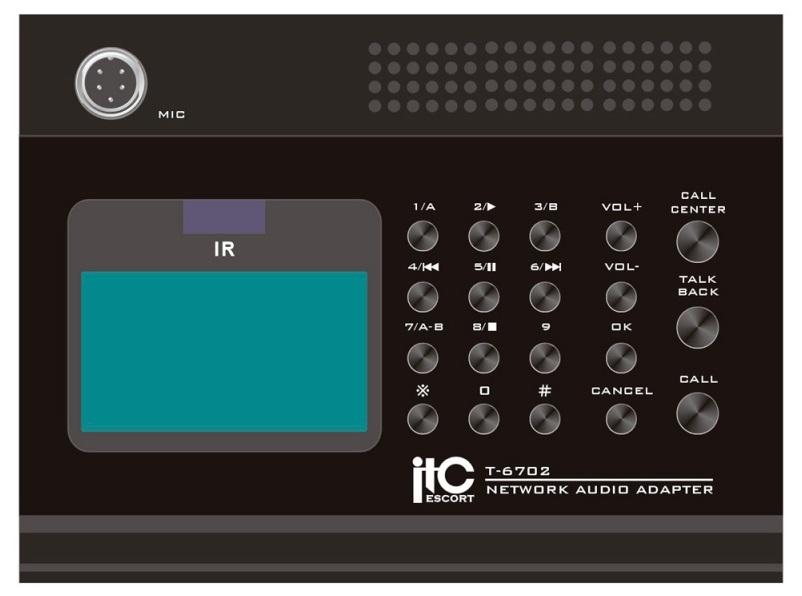 ITC ESCORT T-6702