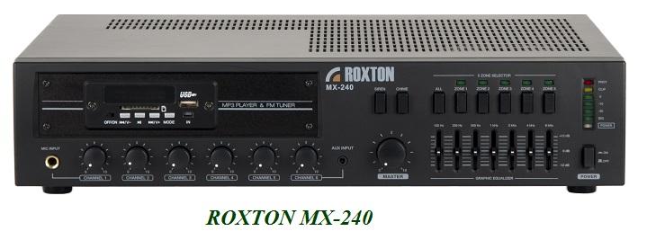 ROXTON MX-240