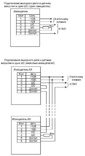 Фотон-16 схема подключения