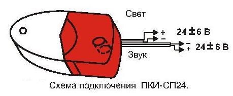 ПКИ-СП24 Феникс-Р схема