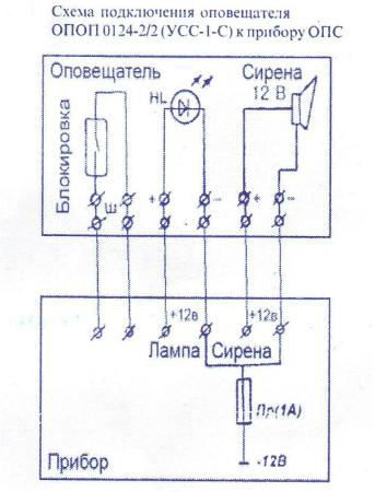 УСС-1-С схема