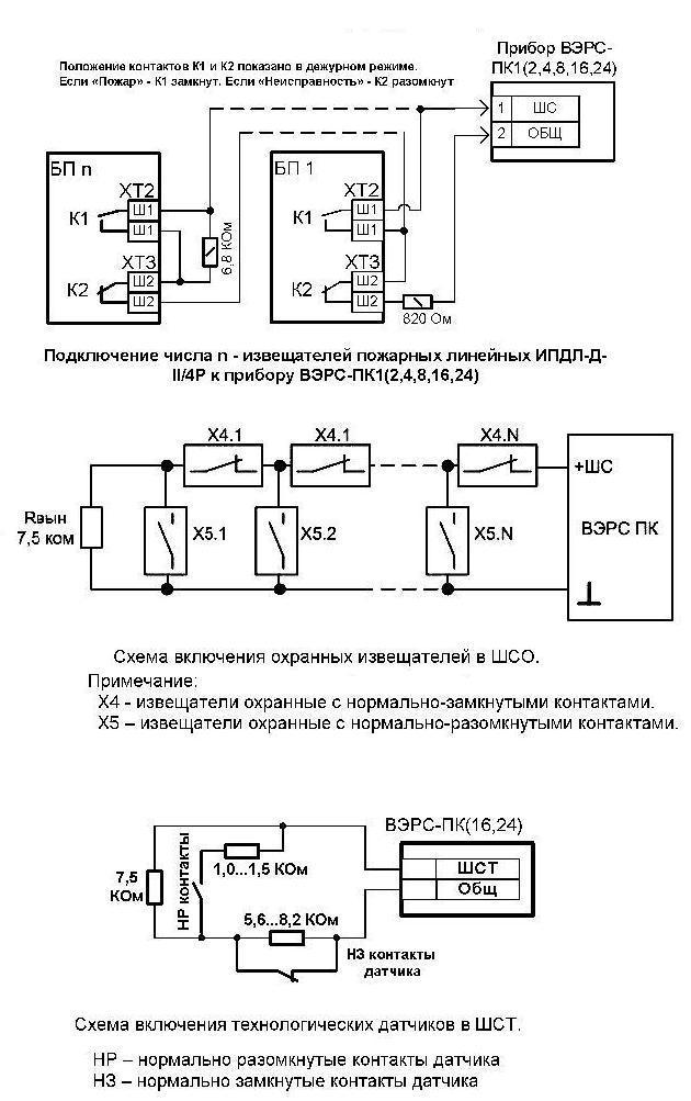 Вэрс пк 2 схема подключения фото 585