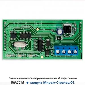 Модуль интеграции ИСМ Мираж и ВОРС Стрелец